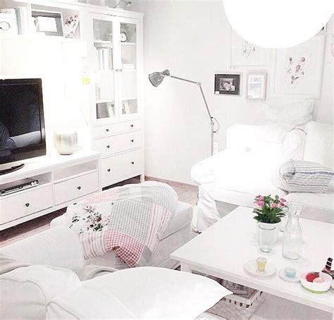 ikea hemnes living room white pink ikea livingroom ektorp hemnes and emmie