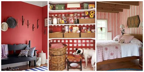 home decor red decorating with red ideas for red rooms and home decor