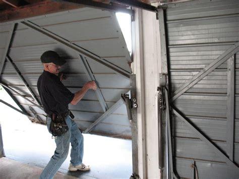 Garage Door Springs One Or Two One Garage Door Extension Replacement