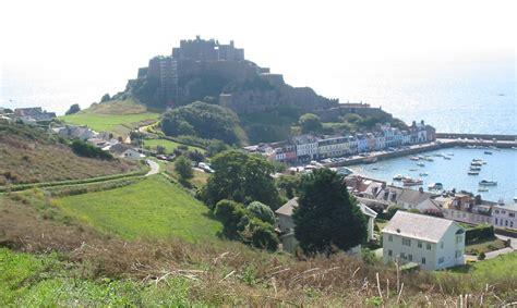 Jersey Castle 205 omh 225 mont orgueil castle jersey jpg vicip 233 id