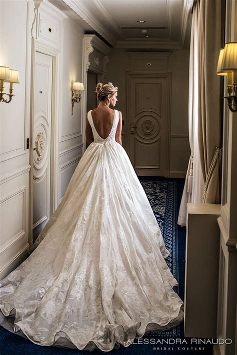 Pretty Wedding Photos by Alessandra Rinaudo 2017 Wedding Dresses Gorgeous Italian