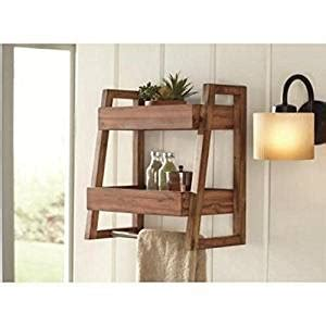 home decorators collection madelyn 41 in natural home decorators collection bredon 19 in w vanity shelf in