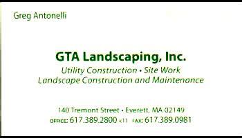 GTA Co., Inc.   Everett MA Chamber of Commerce