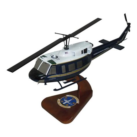 Handmade Helicopter Models - 1 hs uh 1 custom airplane model made just for you