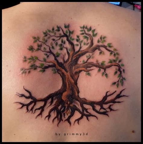tattoo images tree of life 45 nice tree of life tattoos for back golfian com