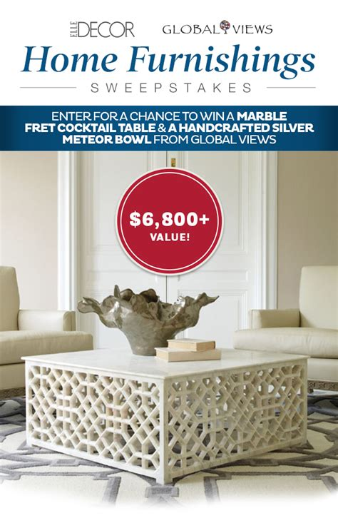 decor magazine sweepstakes billingsblessingbags org
