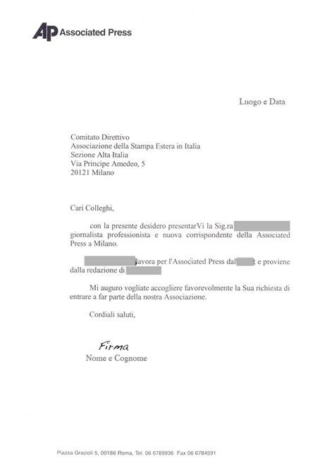 esempio lettere di dimissioni fac simile lettera di presentazione seotoolnet