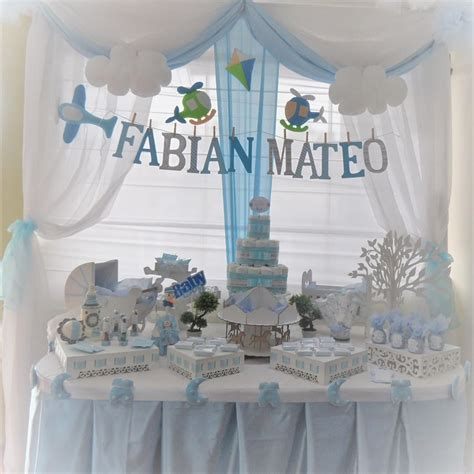 ideas baby shower decoracion decorci 243 n baby shower ni 241 o ni 241 a recuerdos juegos