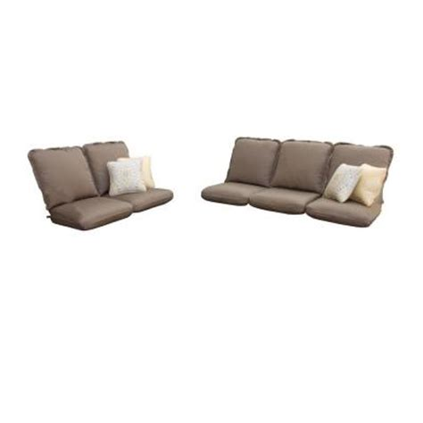 Thomasville Patio Furniture Replacement Cushions by Thomasville Patio Furniture Messina Canvas Cocoa