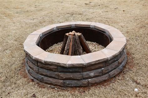 20 Diy Fire Pit Ideas 2 Diy Crafty Projects Diy Backyard Firepit