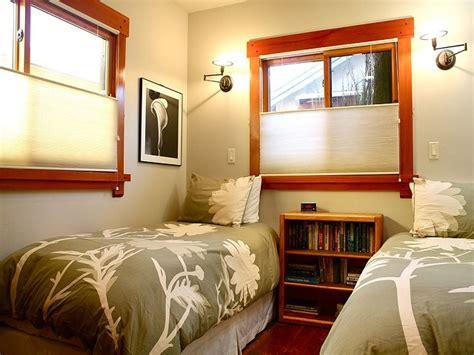ide desain dekorasi kamar tidur tamu  nyaman