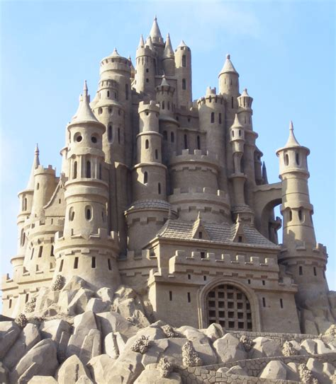 A Castle Of Sand the 15 best sand castles of all time mostbeautifulthings