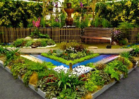 good home ideas asias  garden  flower show returns