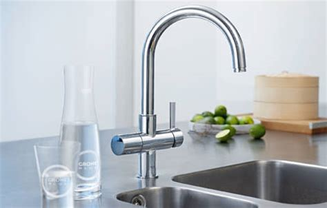 Grohe K7 Kitchen Faucet by Grohe European Designed Kitchen Faucets Bathroom