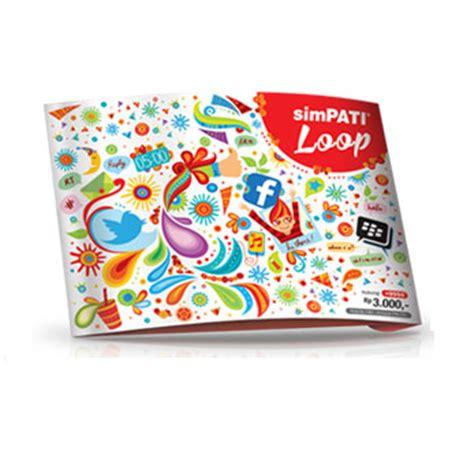 Paket Murah Gelang Gaul paket murah dari telkomsel dengan simpati loop the knownledge