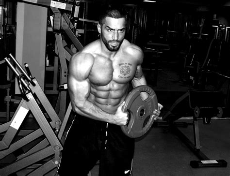 bodybuilding bench workout lazar angelov workout routine bodybuildingarena com