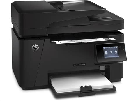 Printer Laser Mono hp laserjet pro m127fw a4 mono laser wireless