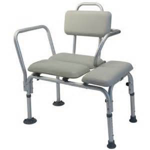 padded shower transfer bench lumex padded bathtub transfer bench locost supply