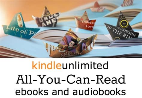 amazon unlimited books kindle unlimited all you can read ebooks and audiobooks