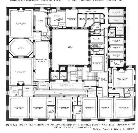 960 fifth avenue floor plan 998 fifth ave id floor plans pinterest