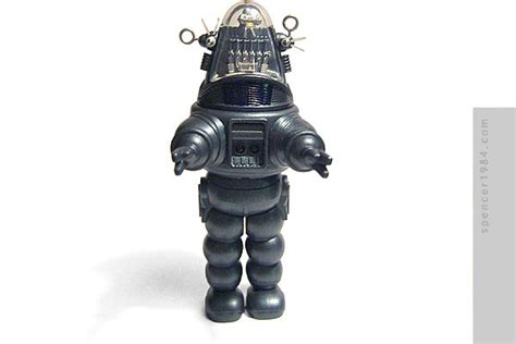 film robbie robot forbidden planet robby the robot