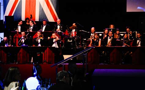 swing band for hire 1940s wartime band for hire