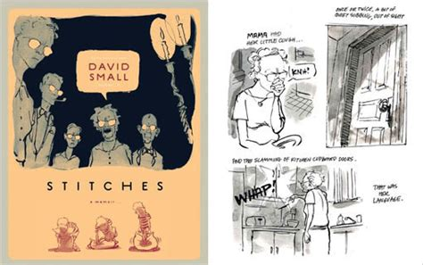 stitches a memoir author david small