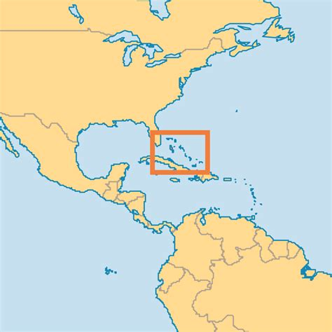 bahamas location map bahamas operation world