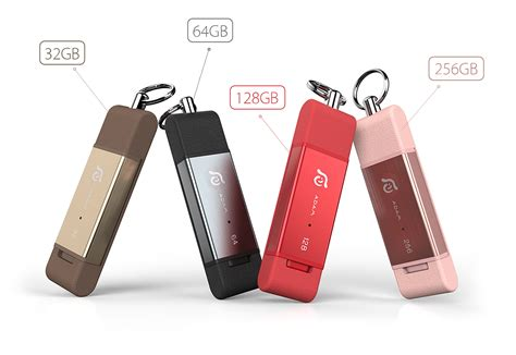 Iklips Duo Apple Lightning Flash Drive 32gb Adam taiwan iklips duo apple lightning flash drive 128gb adam