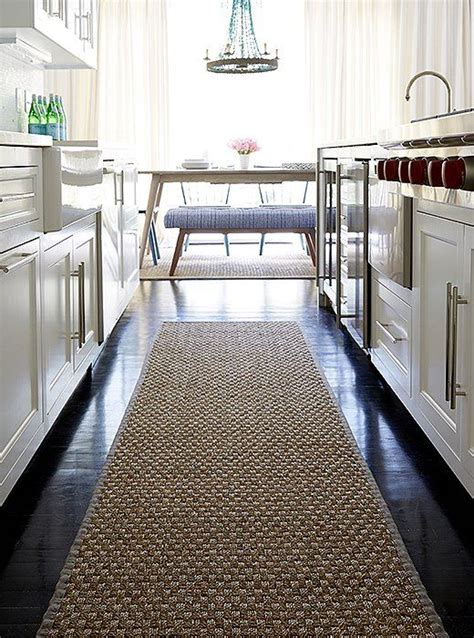 Galley Kitchen Rugs 1000 Ideas About Seagrass Rug On Stair Treads Rugs And Leather Rugs