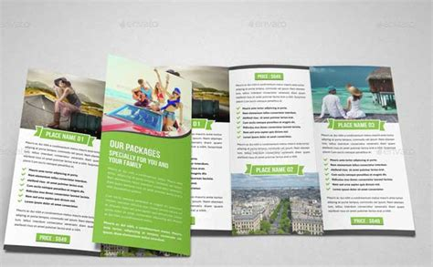 Tour Design Template by 40 Best Travel And Tourist Brochure Design Templates 2018