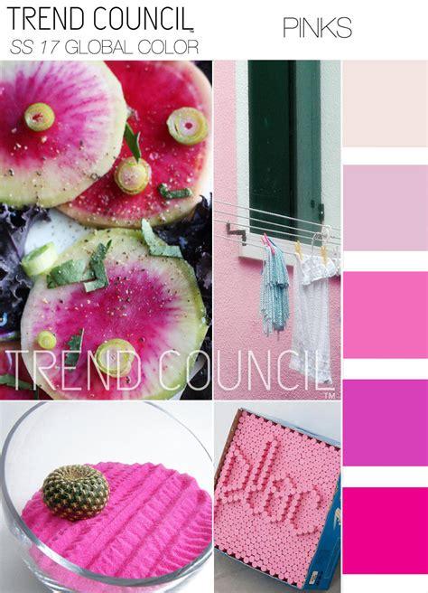 trends color palettes 2017 trend council term global palettes ss 2017 trends