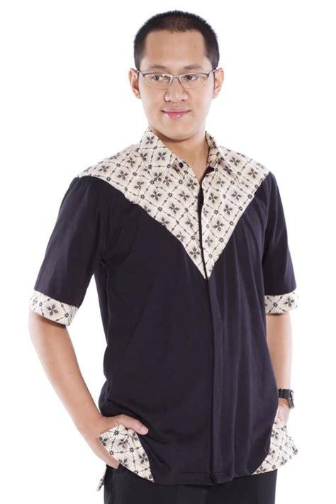 Baju Muslim Pria Kombinasi Batik Gambar Busana Muslim Modern Terbaru Untuk Pria