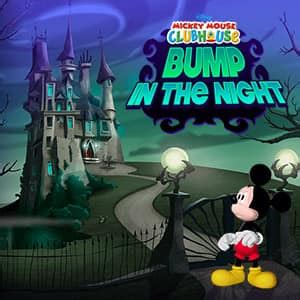 mickey mouse bump   night game funnygamesus