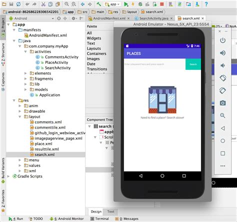 android editing editing an android project dropsource help center