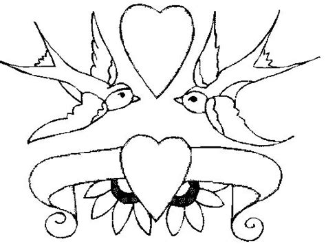 coloring pictures of lovebirds free coloring pages of bird of paradise
