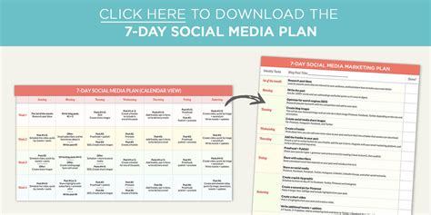 social media caign plan template social media tips archives conversionminded
