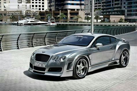 chrome bentley chrome bentley cars pinterest