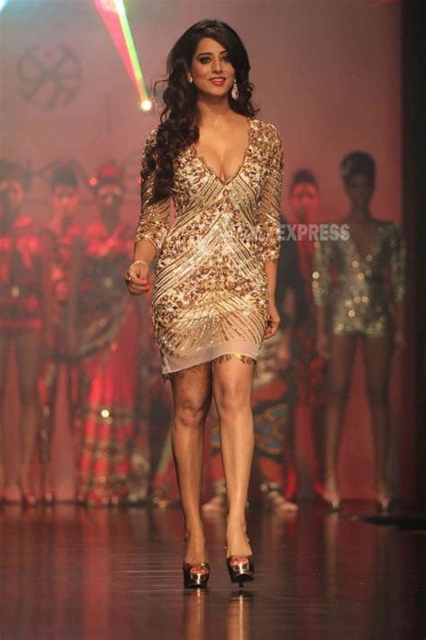 actress catwalk bollywood actress mahie gill on the catwalk for designer