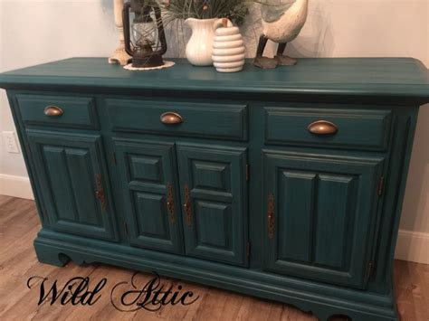 chalk paint teal best 25 teal painted furniture ideas on teal