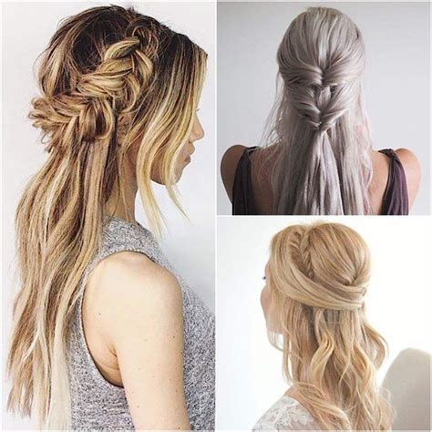 hairstyles for straight hair half up half up half down wedding hairstyles modwedding
