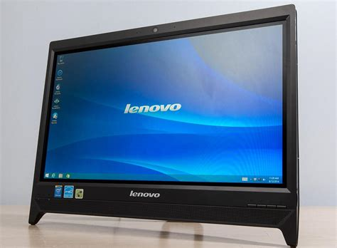 Lenovo C260 Lenovo C260 Touch Review Rating Pcmag