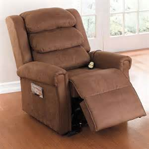 Wide Recliner Wide Power Operated Lift Recliner Furnishings