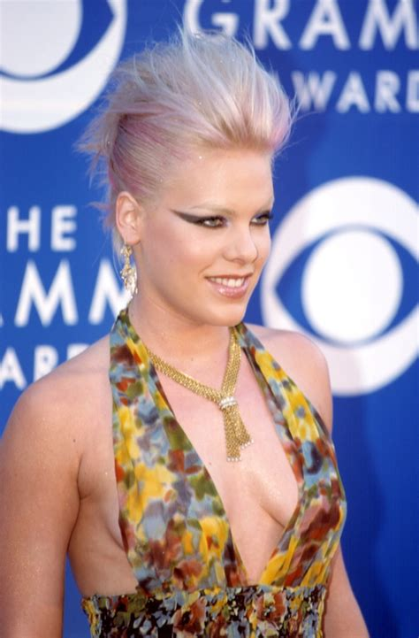 9 stars with pink hair pretty in pink celebrities