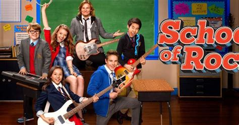what rock star is in the direct tv ads nickalive nickelodeon orders quot school of rock quot season 2