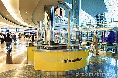 Help Desk In Dubai by Information Desk Dubai Airport The Shape