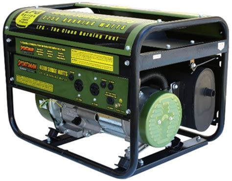reviews of best portable propane generators suitable for