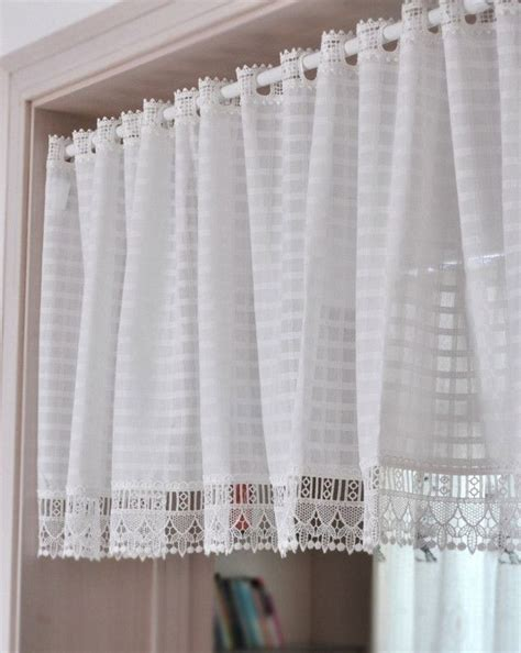 short window curtains 1000 ideas about short window curtains on pinterest