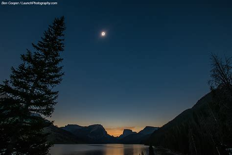 Eclipse In Green total solar eclipse 2017 photos green river lake wyoming