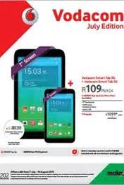 vodacom promotions vodacom july deals from makro 07 jul 2015 10 aug 2015